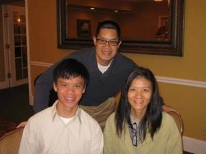 Corey, Ming & Kit Yeung