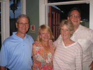Pete, Donna, Debbie & Marion
