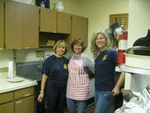 Marie Padavich, Sue Williamson & Marcie Salazar