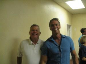 Jonathan Brewer & Al Salazar